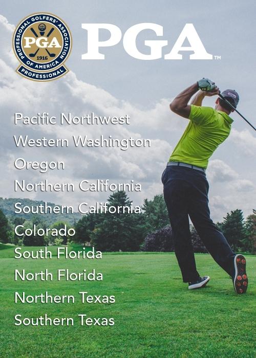 PGA Sponsorships