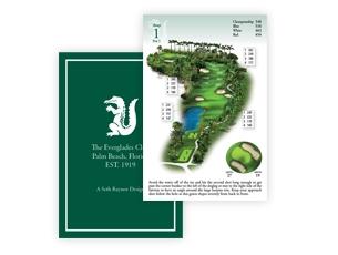The Everglades Club - Yardage Book