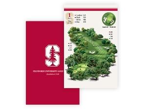 Stanford Yardage Book